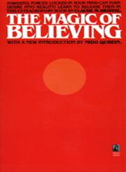 The Magic of Believing,0671745212,9780671745219