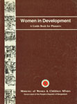 Women in Development A Guide Book for Planners