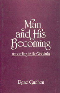 Man and His Becoming According to the Vedanta Indian Edition,8121509017,9788121509015