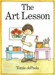 The Art Lesson,0698115724,9780698115729