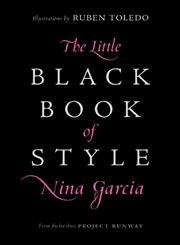 The Little Black Book of Style,0061234907,9780061234903