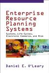Enterprise Resource Planning Systems Systems, Life Cycle, Electronic Commerce and Risk,0521791529,9780521791526