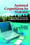 ANIMAL COGNITION IN NATURE,012077030X,9780120770304