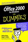Microsoft Office 2000 for Windows for Dummies 1st Edition,0764504525,9780764504525