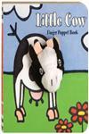 Little Cow Finger Puppet Book,0811861090,9780811861090
