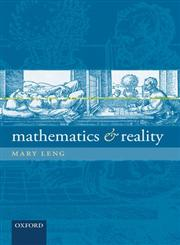 Mathematics and Reality,019967468X,9780199674688