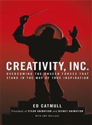 Creativity Inc EXPORT,0593070100,9780593070109