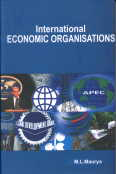 International Economic Organisations,8183292747,9788183292740