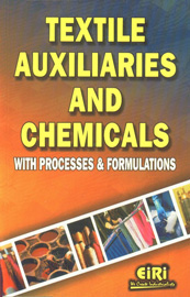 Textile Auxiliaries & Chemicals With Processes and Formulations,8186732934,9788186732939