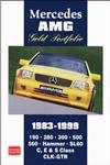 Mercedes AMG Gold Portfolio, 1983 - 1999,1855207451,9781855207455