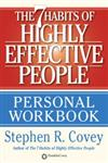 The 7 Habits of Highly Effective People Personal Workbook,0743250974,9780743250979