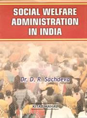 Social Welfare Administration in India,8122500854,9788122500851