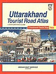 Uttarakhand Tourist Road Atlas & State Distance Guide [Uttarakhand-Tourist Map Free],8187460873,9788187460879