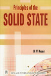 Principles of the Solid State 1st Edition, Reprint,8122404669,9788122404661