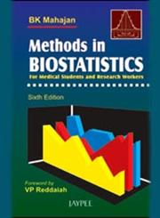 bk mahajan biostatistics