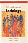 A Handbook of Sociology