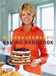 Martha Stewart's Baking Handbook 1st Edition,0307236722,9780307236722