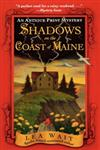 Shadows on the Coast of Maine An Antique Print Mystery,1416587713,9781416587712
