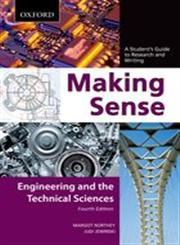 Making Sense A Student's Guide to Research and Writing 4th Edition,0195445848,9780195445848