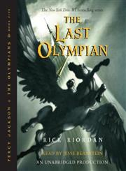 The Last Olympian Percy Jackson and the Olympians, Book 5,0739380338,9780739380338