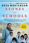 Stones into Schools Promoting Peace With Books, Not Bombs, in Afghanistan and Pakistan Large Type Edition,1410420353,9781410420350