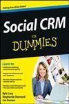 Social CRM for Dummies,1118242491,9781118242490