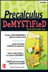 Pre-calculus Demystified 2nd Edition,0071778497,9780071778497