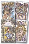 Tarot Art Nouveau Deck,0738700088,9780738700083