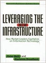 Leveraging the New Infrastructure How Market Leaders Capitalize on Information Technology 1st Printing Edition,0875848303,9780875848303