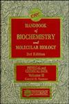 Practical Handbook of Biochemistry and Molecular Biology, Vol. 2  Section D 3rd Edition,0849305160,9780849305160