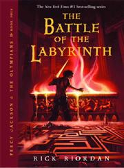 The Percy Jackson and the Olympians, Book 4 Battle of the Labyrinth,1423101499,9781423101499