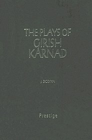 The Plays of Girish Karnad Critical Perspectives,8175510617,9788175510616