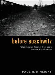 Before Auschwitz,1620321033,9781620321034