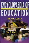 Encyclopaedia of Education 6 Vols.,8189983164,9788189983161