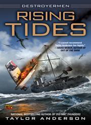 Rising Tides, Book 5 Destroyermen 1st Edition,0451464060,9780451464064