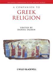 A Companion to Greek Religion,1405120541,9781405120548
