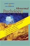 Abnormal Psychology, Binder Ready Version,0470279796,9780470279793