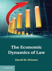 The Economic Dynamics of Law 1st Edition,1107004853,9781107004856