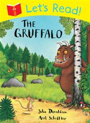 Let's Read! the Gruffalo,144723488X,9781447234883