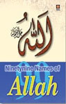 Ninety Nine Names of Allah,8171014372,9788171014378