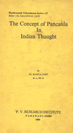 The Concept of Pancasila in Indian Thought 1st Edition,8186715142,9788186715147