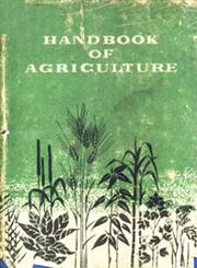 Handbook of Agriculture Facts and Figures for Farmers, Students and All Interested in Farming