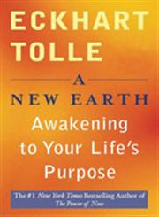A New Earth Awakening to Your Life's Purpose Larged Edition,1594152497,9781594152498