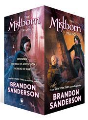 Mistborn Trilogy Boxed Set,076536543X,9780765365439