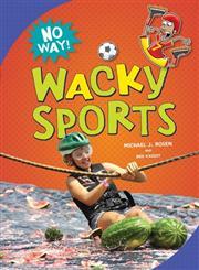 Wacky Sports,0761389822,9780761389828