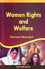Women Rights and Welfare,9380096739,9789380096735