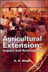 Agricultural Extension Impact and Assessment,8177540394,9788177540390