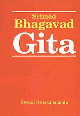 Srimad Bhagavad-Gita With Text, Word-for-Word Translation, English Rendering, Comments and Index 20th Impression,8175052627,9788175052628