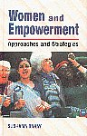 Women and Empowerment Approaches and Strategies,8171414125,9788171414123