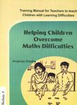 Helping Children overcome Maths Difficulties